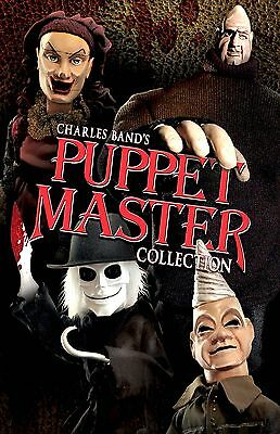 PUPPET MASTER 11X17 Movie Poster collectible NEW CLASSIC