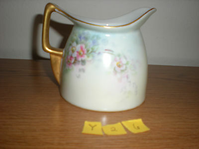 Vintage R S  German China, pitcher or creamer