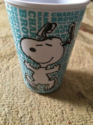 Snoopy Charlie Brown Lucy Cup Gibson Overseas Inc. Peanuts