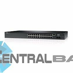 Centralbay.it DELL NETWORKING N2024 SWITCH 24 PORTE RJ-45 10/100/1000 Mbps COLOR