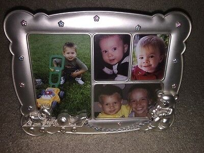 Baby Collage Picture Frame - 4 Pictures