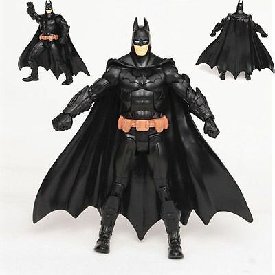 Batman Dark Knight Returns Marvel Arkham City Action Figure Collection Toys