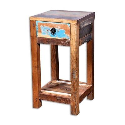 Silkroute NS4404 Rainforest Nightstand