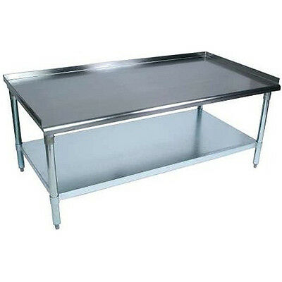Stainless Steel Equipment Stand Grill 24x30 - Heavy Duty - NSF
