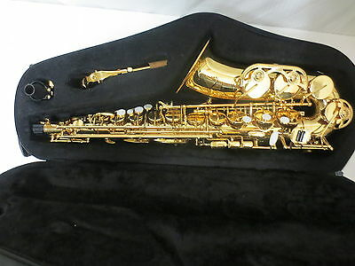 Trevor James - Horn Classic Ii - Tenor Saxophone Gold Lacquer