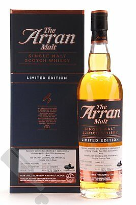 Arran Lochranza Reserve Single Malt Scotch Whisky 700ml