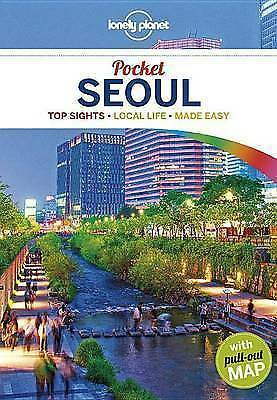 Lonely Planet Pocket Seoul (Korea) *FREE SHIPPING - IN STOCK - BRAND NEW*