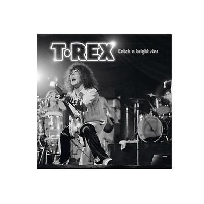 T-Rex ~ Catch A Bright Star ~ Limited Edition (500) Clear Vinyl Lp ~ New/sealed