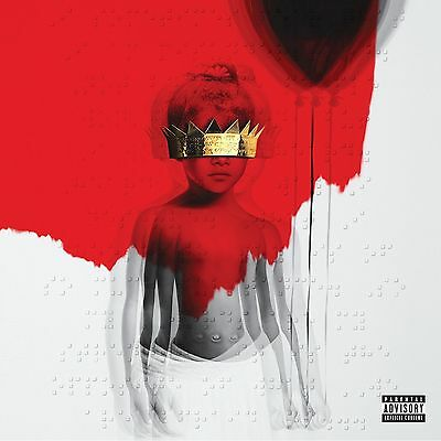 RIHANNA ~ ANTI ~ 2 x VINYL LP ~ 6 PANEL GATEFOLD ~ 5 LITHO PRINTS ~ *NEW/SEALED*