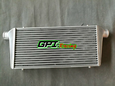 """NEW Front Mount Intercooler 600 x 300 x 76mm Core Universal 3"""" Inch In/Outlet"""
