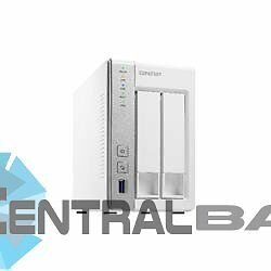Centralbay.it QNAP TS-231P NAS FORMATO CHASSIS TOWER LAN 10/100/1000MBPS 3 USB 2