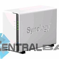 Centralbay.it SYNOLOGY DS216J  NAS CHASSIS DESKTOP 2 BAY HDD/SSD HOT-SWAP FORMAT