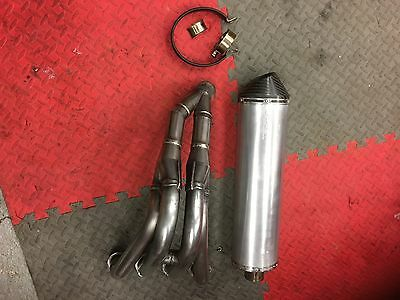 Yamaha YZF R6 2C0 13S VIPER Exhaust System Downpipes Down Pipes