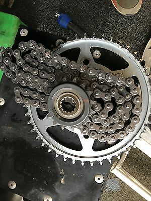 D.I.D OE Chain And Sprocket Kit For Yamaha  YZF-R6 (13S) 525