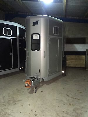Brand New 2016 Ifor Williams Horse box Trailer HB506
