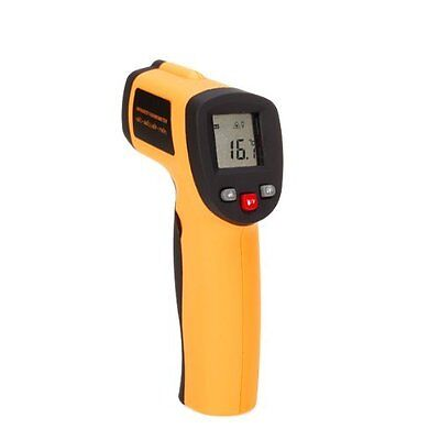 GM300 Handheld Non-Contact IR Laser Infrared Digital Temperature Gun Thermometer