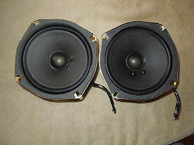 "6.5"" Bose car speakers 3"