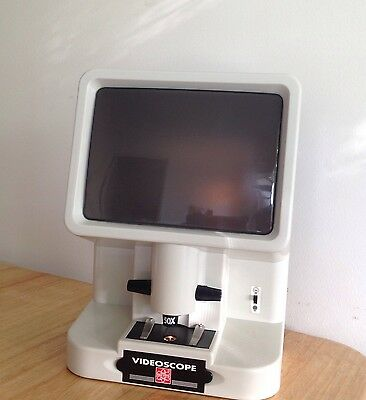 Vintage Toys - Videoscope - Good Working Condition
