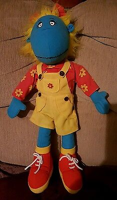 """Tweenies Bella 21"""" Large Doll large Freshly Ready To Play With needs good home"""