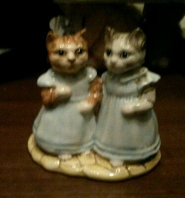 Royal albert beatrix potter Mittens And Moppet