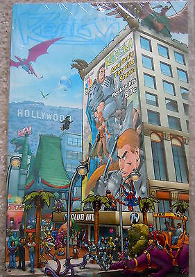 Tales of the Realm Graphic Novel - image comics - softcover (new)