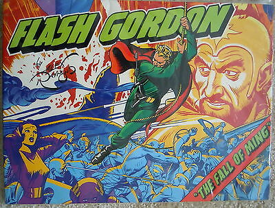 FLASH GORDON Volume 4: The Fall of Ming by Alex Raymond GRAPHIC NOVEL softcover