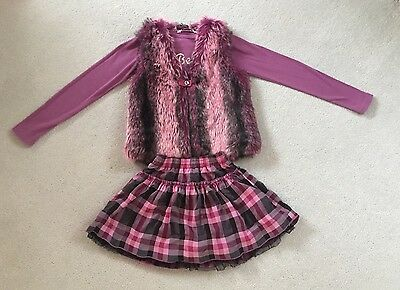 STUNNING Girls Designer Outfit 3 Pommes AGE 6