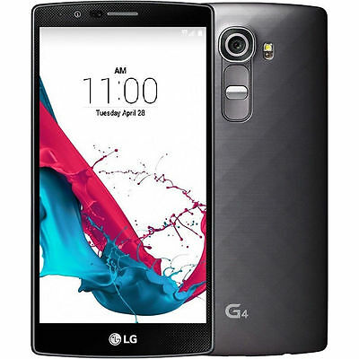 LG G4 H815 Quad-core Android 4G LTE Unlocked Smartphone WiFi 32GB RAM 3G BLACK