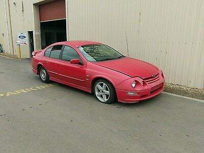 Ford falcon au 2 xr6 for wrecking all parts available