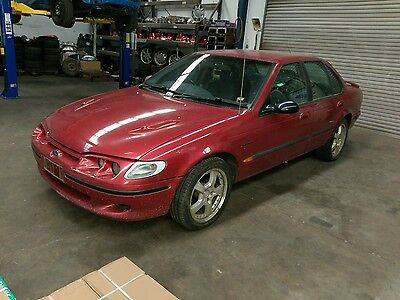 Ford falcon el xr6 manual for wrecking all parts available tickford