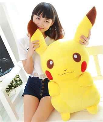 Cute Pokemon Anime POKEMON Pikachu doux Peluche Toy Doll Taille cadeau 13,8 ""