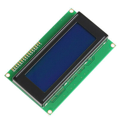 2004A 2004 LCD Display Module 5V 20x4 Display Character Blue Screen for Arduino