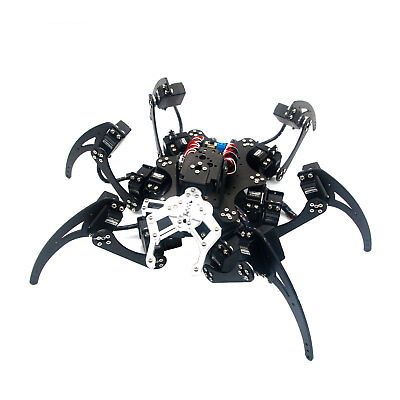 20DOF Hexapod Robotic Spider Robot Frame Kit with 20pcs MG996R Servo & Control B
