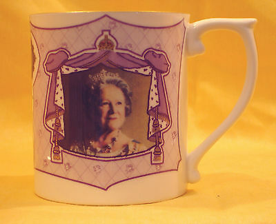 QM03 2002 Queen Mothers Memorial  Mug by Chown