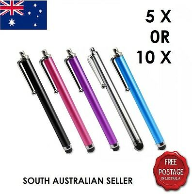 Universal Capacitive Stylus Touch Screen for iPad iPhone Samsung LG -  AU SELLER