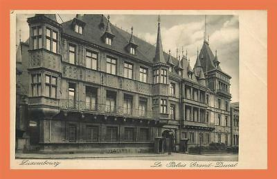 a583 / 589  Luxembourg Palais Grand Ducal ( Timbre )