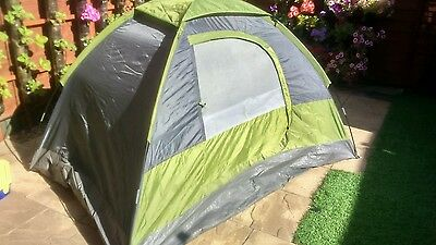 2 Person Tent Camping Fishing, Festival Tent With Carry Bag