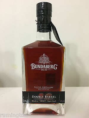'NO Code' Master Distillers Collection Double Barrel Bundaberg Rum - MDC5