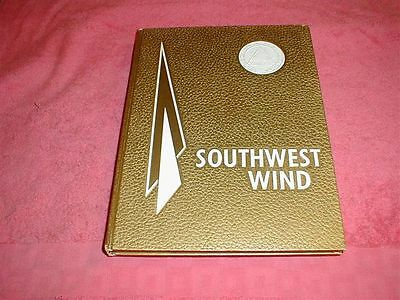 1965 New Mexico Highlands University Yearbook, Las Vegas New Mexico, SW Wind
