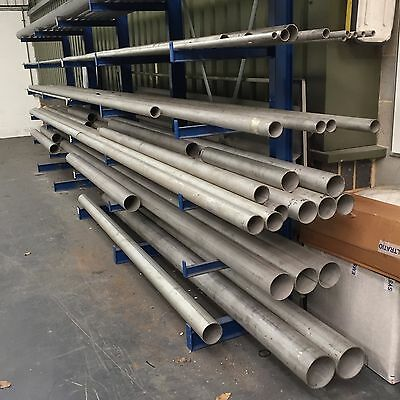 1 Length of Stainless Steel 304 Pipe 104x2 mm