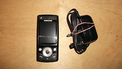 Samsung SGH-G600 Mobile phone handset and charger