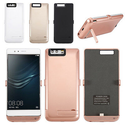 External Battery Case Charger Charging Cover Pack For HuaWei P9 Plus Mate 8 Good
