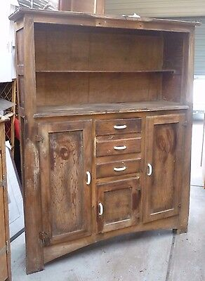 Vintage Kitchen dresser cabinet art deco