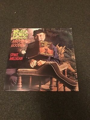 LP Spike Milligan Badjelly The Witch 1974