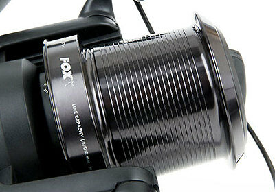 Fox EOS 12000 Deep Spare Spool / Carp Fishing Reel Spool / CRL078