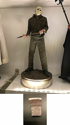 SIDESHOW JASON VOORHEES FRIDAY THE 13th PREMIUM FORMAT FIGURE - no hot toys