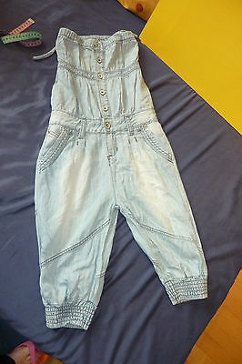 Vingino Jeans- Jumpsuit Overall Gr. 8
