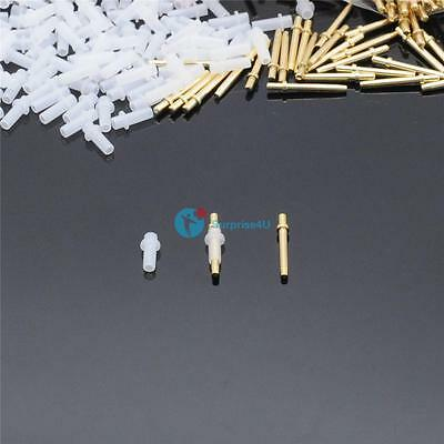 20mm 1000Sets Long PIN WITH SLEEVES Dental Lab Suppliers