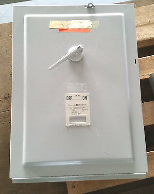 GE General Electric THFP Switchgear Disconnect Switch THFP366 600A 600 Amp 600V