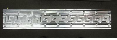 Authentic Design #w-3 Metal Ceiling Wall Panel 9 In X 49 In 30 Ga. Nr $13.